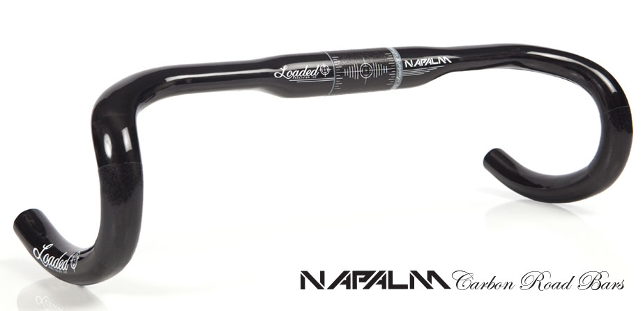 Napalm Carbon Road Bars (Road)