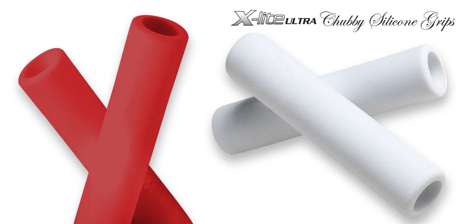 Xlite Ultra Chubby Silicone Grips