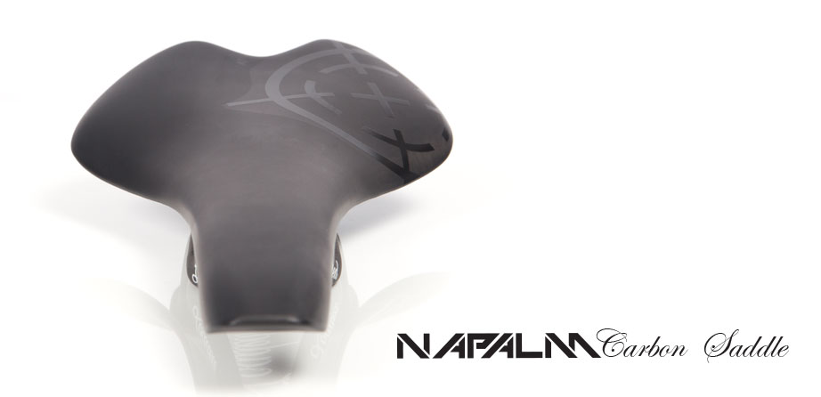 Napalm Carbon Saddle