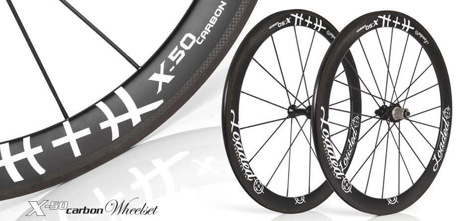 X.50 Carbon Road Wheels