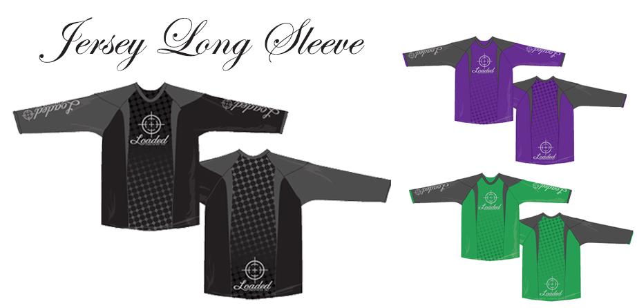 Jersey Long Sleeve (Mens)