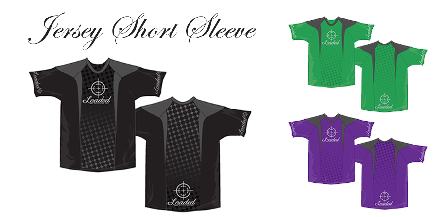 Jersey Short Sleeve (Mens)