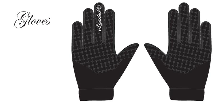 Locked'n Loaded Gloves (Mens)